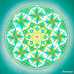 star-light - yoga mandala